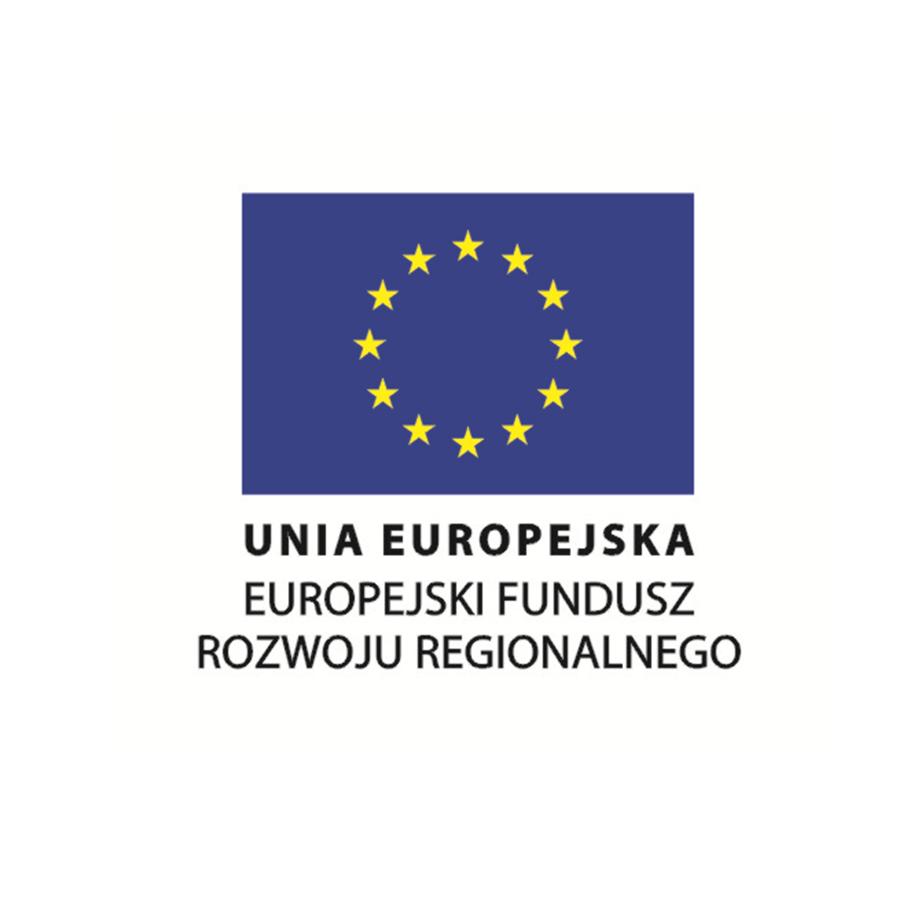 Unia Europejska - Europejski Fundusz Rozwoju Regionalnego logo